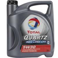 Синтетическое масло TOTAL Quartz L LIFE 5W30 5L