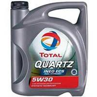 Олива синтетична TOTAL Quartz ECS 5W30 4L