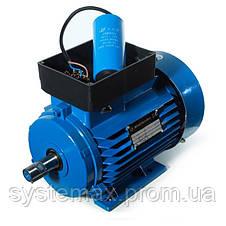 Электродвигатель однофазный АИРЕ90LA2 (АИРЕ 90 LA2) 2,2 кВт 3000 об/мин, фото 3