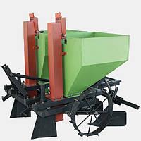Картофелесажатель двухрядный ДТЗ  КС-2М, фото 1