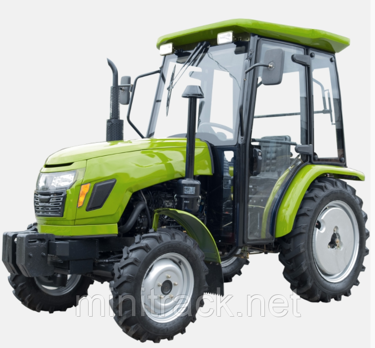 Трактор DW 244DC (24 л.с., 4х4, 3 цил., ГУР)