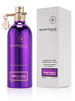Montale Dark Purple tester Объем мл 100 Тестер - Парфюмированная вода, Элитная парфюмерия