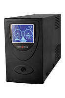 Logicpower L650VA AVR, LCD, фото 1