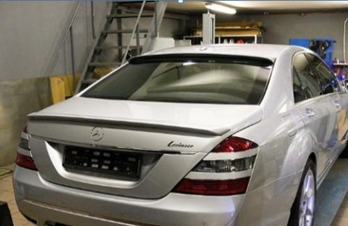 Блэнда на стекло Mercedes S-class W221