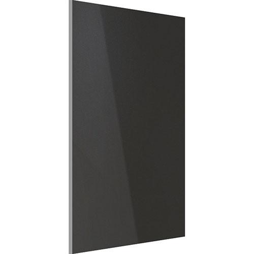 Акриловая панель Металлик черный