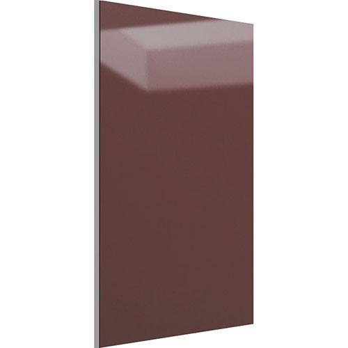 Акриловая панель Бордовый