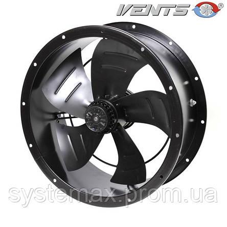 ВЕНТС ВКФ 4Д 250 (VENTS VKF 4D 250) - осевой канальный вентилятор , фото 2