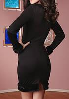 Платье Франческа  с кардиганом