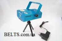 Лазерный проектор Mini Lazer Stage YX-039, лазерная установка Мини Лазер Стейж YX - 039, фото 1
