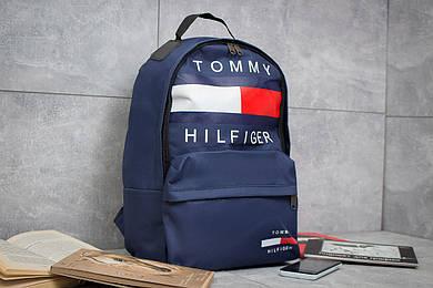 Рюкзак унисекс Tommy Hilfiger, темно-синий (90151),  [ 1  ]