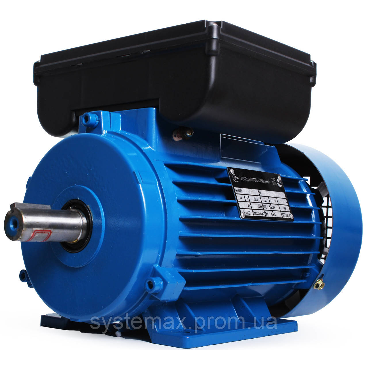Электродвигатель однофазный АИРЕ100L2 (АИРЕ 100 L2) 3 кВт 3000 об/мин