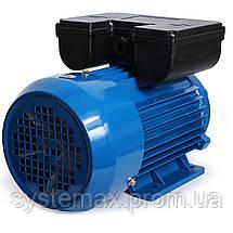 Электродвигатель однофазный АИРЕ100L2 (АИРЕ 100 L2) 3 кВт 3000 об/мин, фото 2
