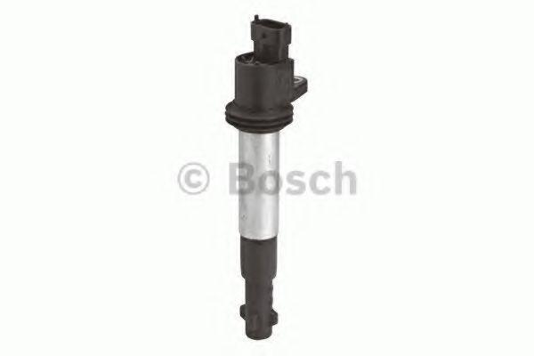 Катушка зажигания ваз 2112  Bosch 1.6 16кл. M.7.9.7 0221504473