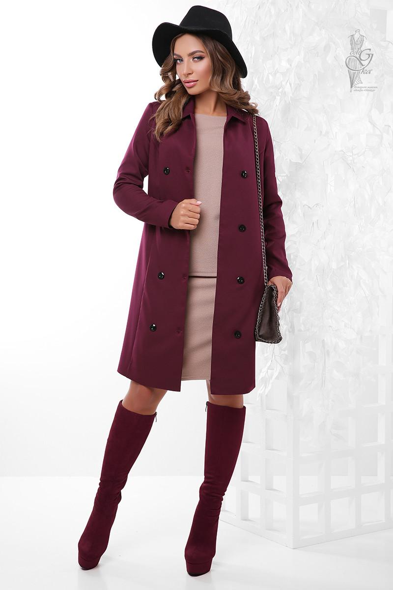 Длинный пиджак женский Марсель-1