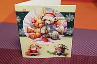 Новогодние открытки (в ассортименте)