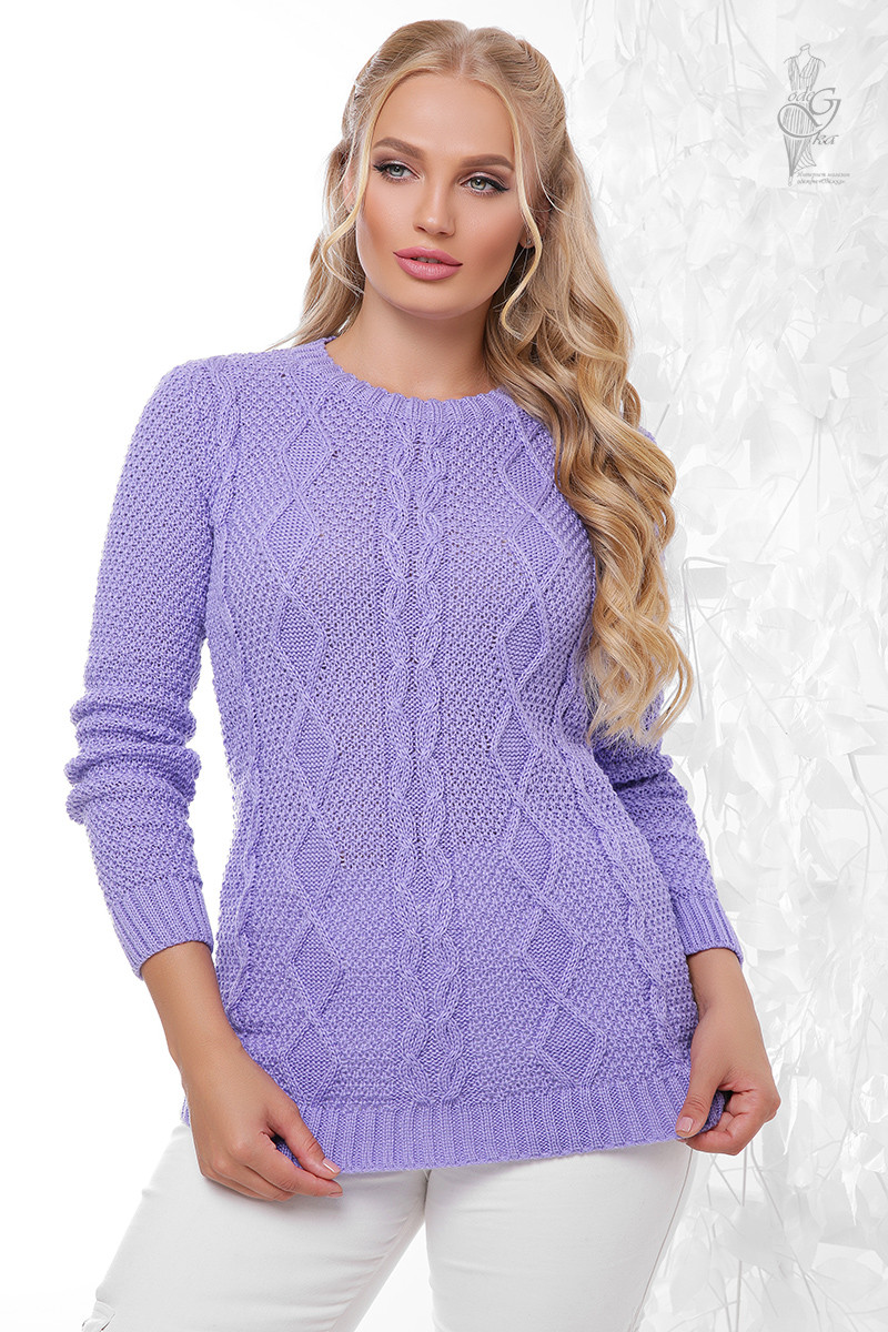 Женский свитер ботал Фая-4