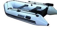 Надувная лодка Колибри КМ-260 белая