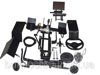 Комплект для переоборудования переделки мотоблока в минитрактор (базовый) AMG