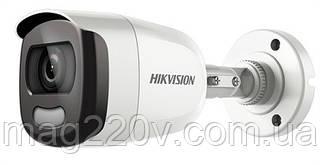 Камера видеонаблюдения Hikvision DS-2CE10DFT-F Color VU ночь в цвете
