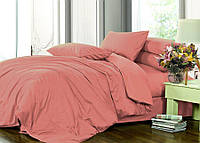 Постільний комплект Комфорт Текстиль сатин #132 Tea Rose полуторний