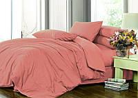 Постільний комплект Комфорт Текстиль сатин #132 Tea Rose сімейний