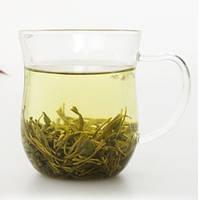 Чай мао фэн, зелёный, китайский, с лёгким нежным вкусом и ароматом, тонизирует и освежает, пакет, 75 г