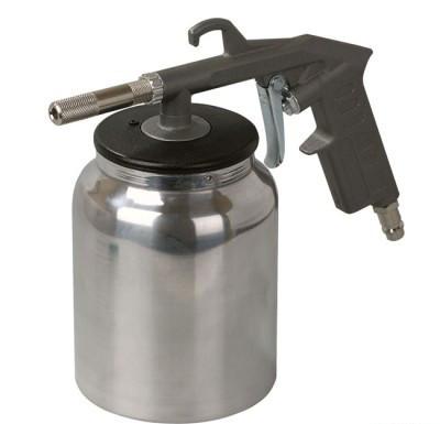 Пистолет пескоструйный пневматический Miol 81-546