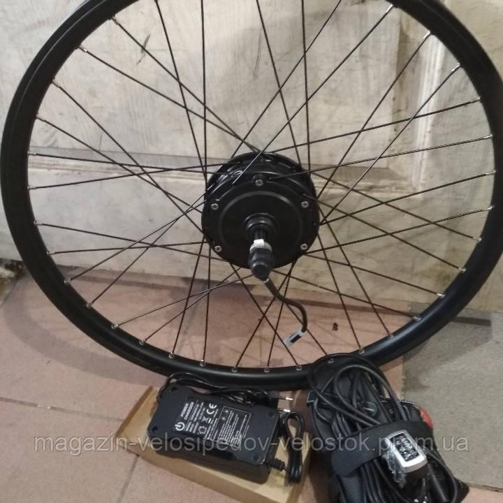 Мотор колесо,Велоракета