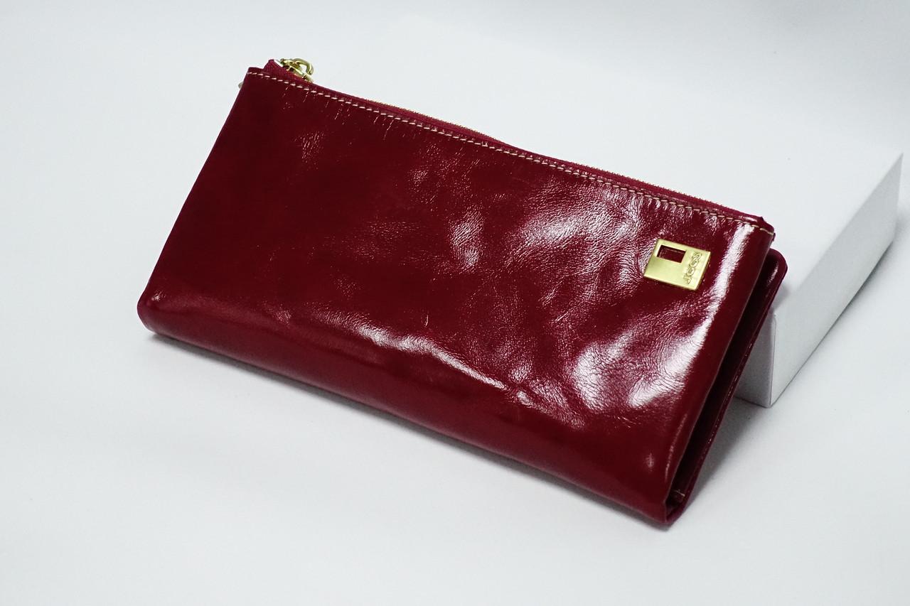 3e889b571000 Кожаный кошелек JCCS JS3231 A red: продажа, цена в Полтаве. кошельки ...