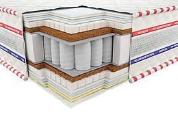 Ортопедический матрас 3D Империал Латекс-Кокос Зима-лето PS 90х190