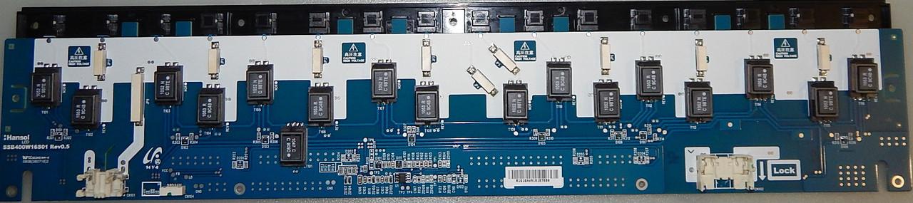 Инвертор ssb400w16s01 rev0.5 к телевизору SONY KDL-40V4000