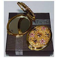 Косметическое Зеркальце в подарочной упаковке Австрия №6960-T70G-18