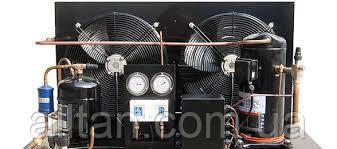 Компрессорно-конденсаторный агрегат 10,7 кВт