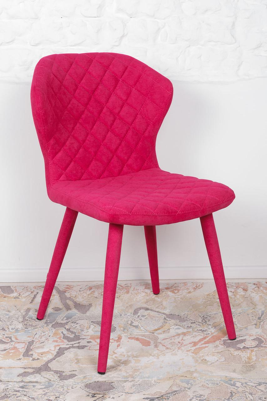 Стул VALENCIA  (Валенсия) фуксия (розовый) от Niсolas, ткань