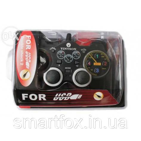 Игровой манипулятор (джойстик) PC аналоговый U 903, фото 2