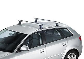 Багажники для авто с рейлингами