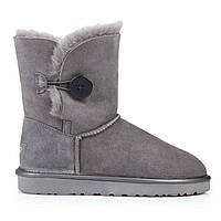 Угги Ugg Australia Bailey Button Grey