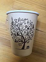 "Стакан бумажный ""Coffee Tree"" 250 мл"