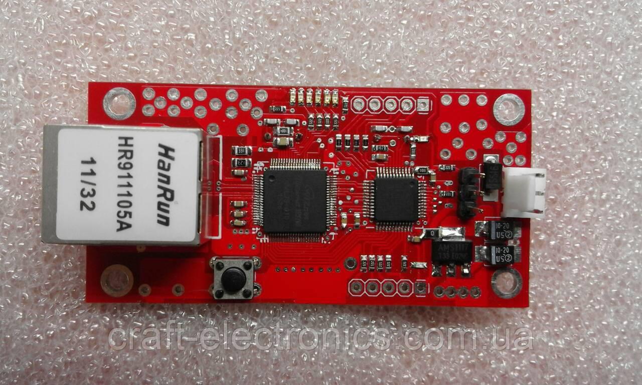 WIZ125SR Модуль Ethernet на микросхеме WIZ125SR