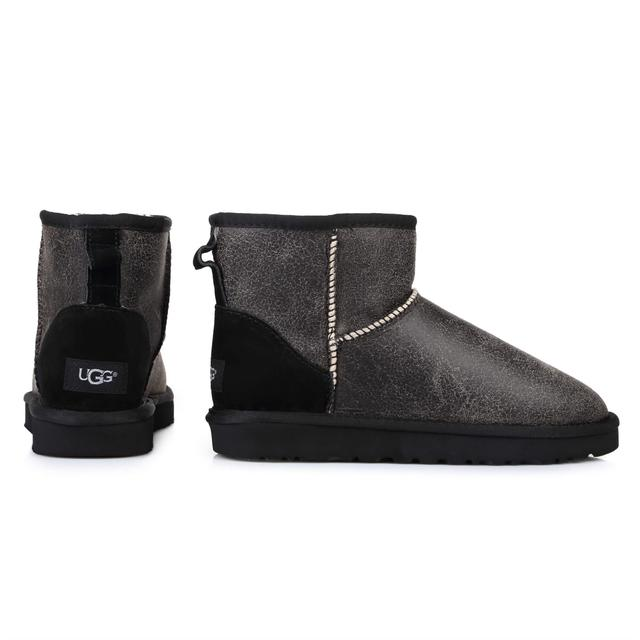 Ugg Australia Classic Mini Black Shading