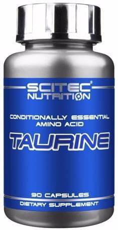 Аминокислота TAURINE 1000 мг  90 капсул