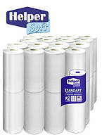 Helper Soft стандарт рушники паперові (2*16) 32 шт