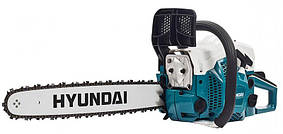 Бензопила Hyundai X 460 (3.1 л.с., шина 45 см)