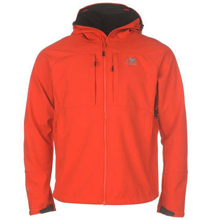 Куртка Karrimor Alpiniste Soft Shell Jacket Mens, фото 2