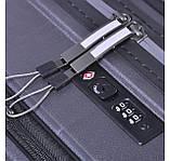 Надлегка дорожня валіза високої якості, фото 5