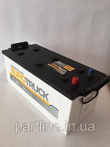 Аккумулятор Грузовой 6СТ-205 (ГАРАНТИЯ 2 ГОДА) EUROTRUCK (Пусковой ток 1400 En, 513х217х223)
