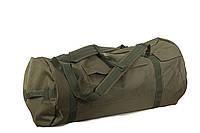 Сумка-рюкзак транспортная Melgo 90 L олива, фото 1