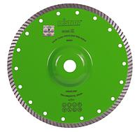 Круг отрезной алмазный Turbo 230x2.6x9x22.23 F Elite Active