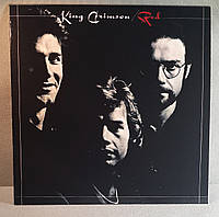 CD диск King Crimson - Red