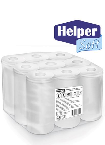 Helper Soft Pro полотенца бумажные с центральной вытяжкой 100м,12шт